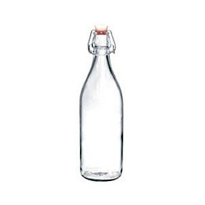 Glass Swing Top Bottle