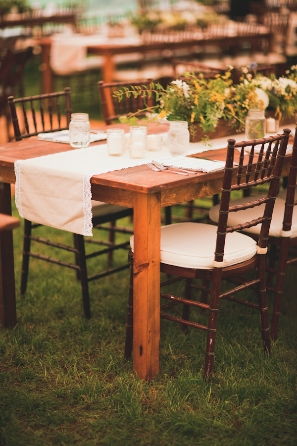 bohemian wedding New England Country Rentals