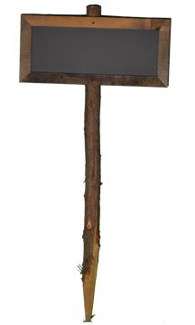 NECR's Chalkboard Pole