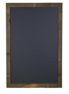 NECR's Wooden Chalkboard