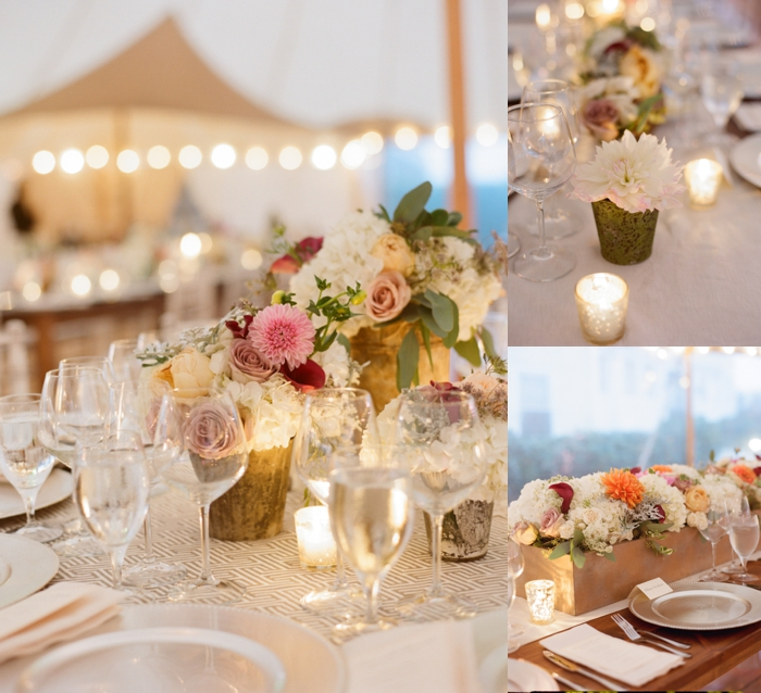 A Romantic And Elegant Wedding In Nantucket