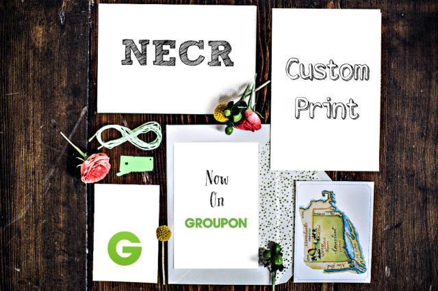 Groupon NECR Deal