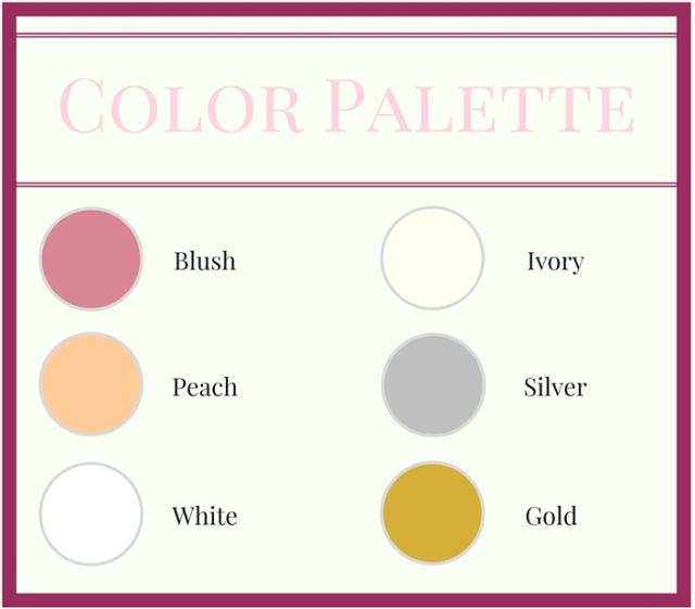 Classic Color Palette