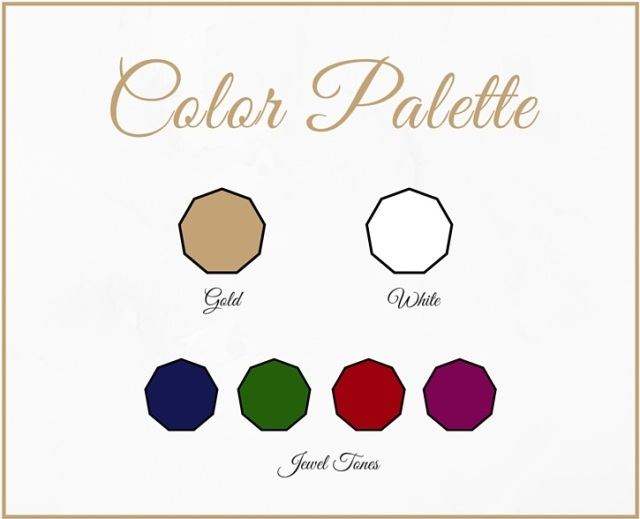 Glam Color Palette