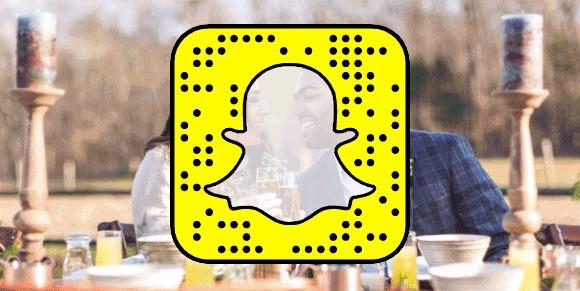 NECR, SnapCode, Snapchat