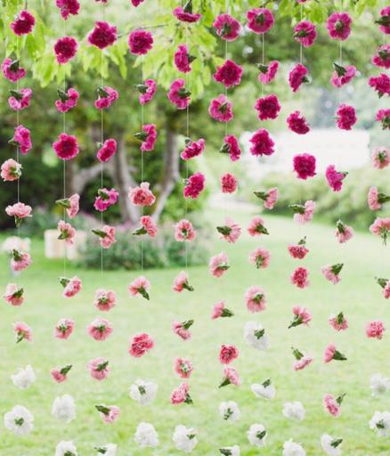 NECR Hanging Flowers